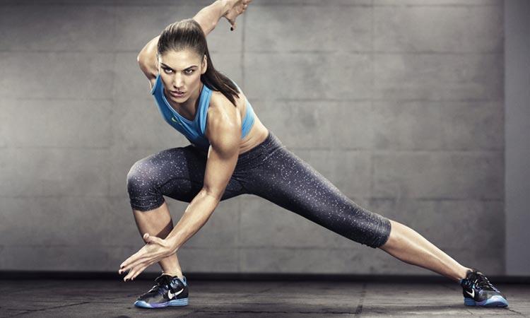 Kako pripremiti telo za trening